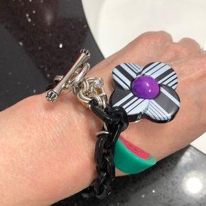 Juicy Couture Charm Bracelet.